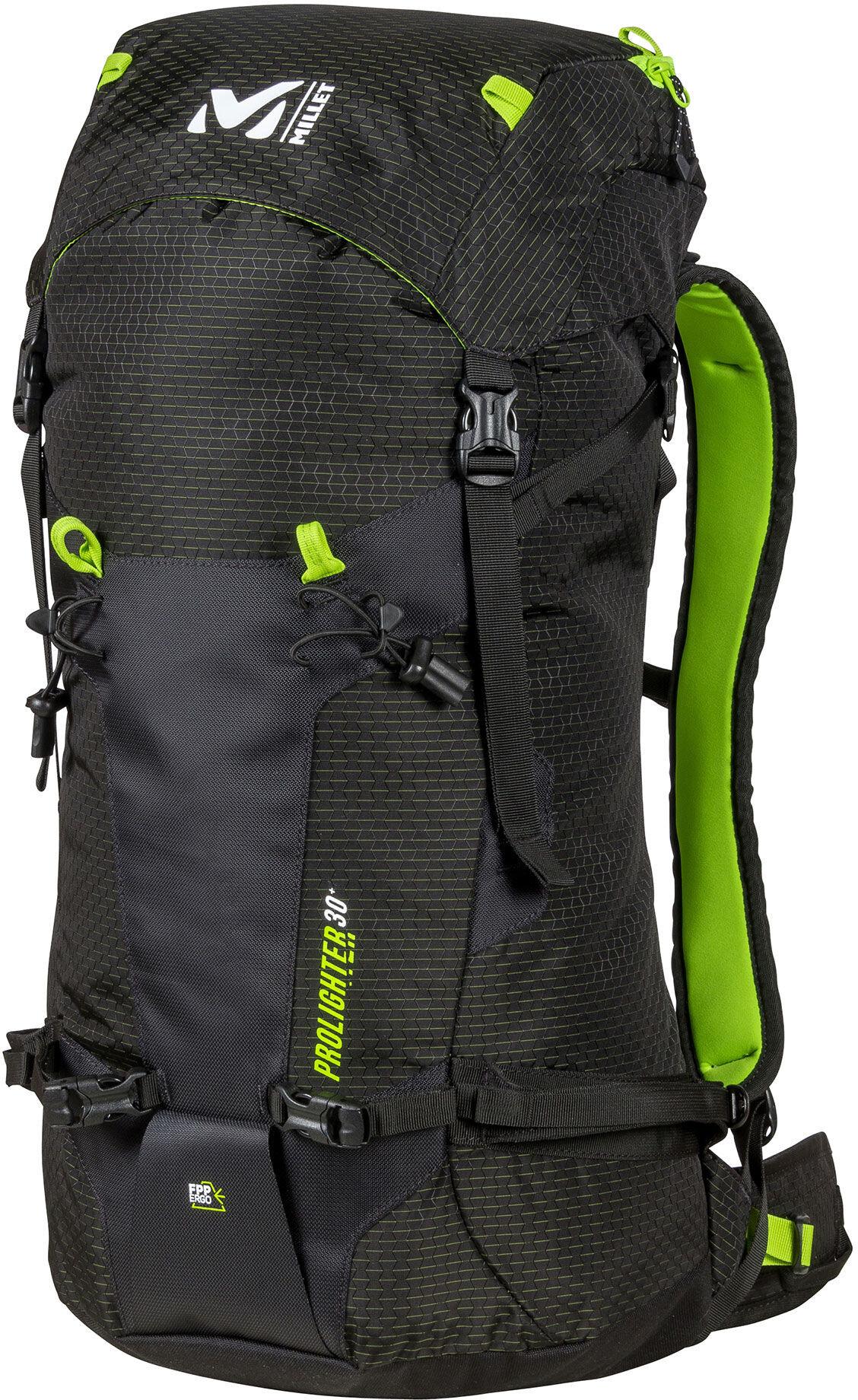 033f219420007 Millet Prolighter 30+10 Backpack Herren black-noir